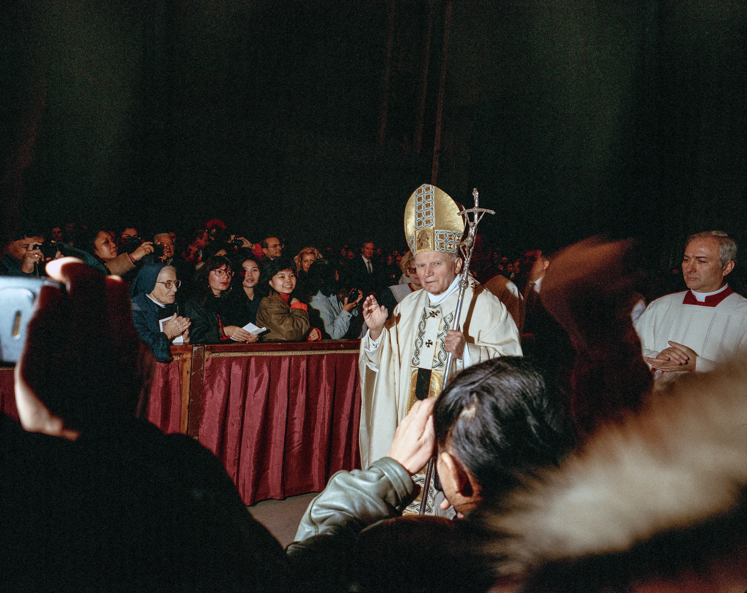 The Independent - The Vatican 1993