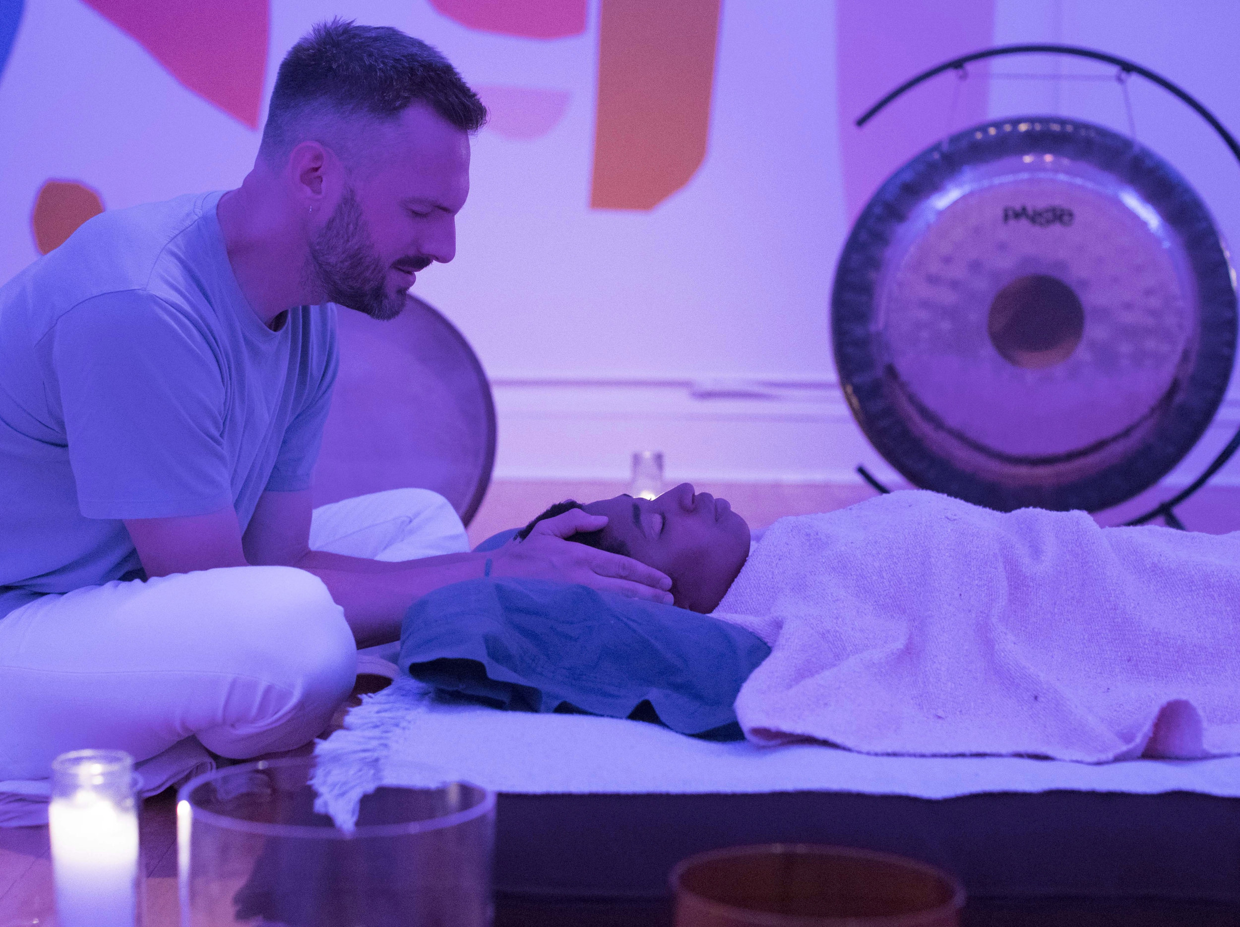 Davin Youngs Sound Healing Chicago