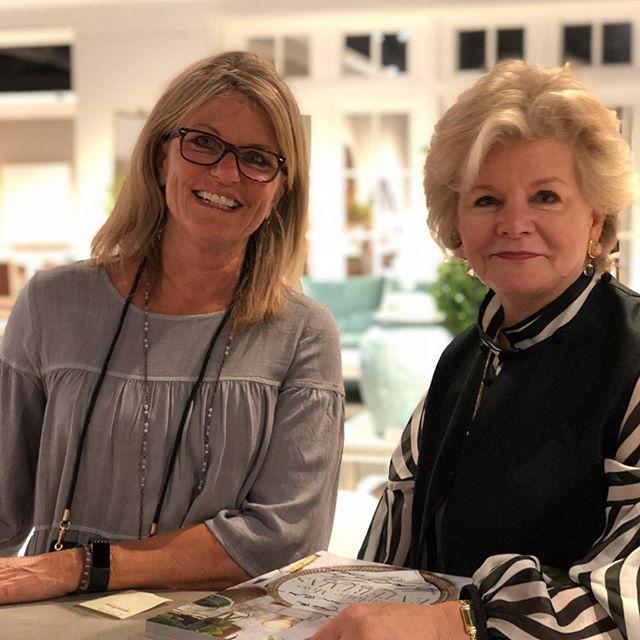 Just one of our VIP's at the Steelyard Meet & Mingle with Charlotte Moss & Thomas O'Brien at Century! Thanks Laura Walker! #HPMKT #SteelyardInsiderEvent #CharlotteMoss #ThomasOBrien #designcrush #industryrockstars