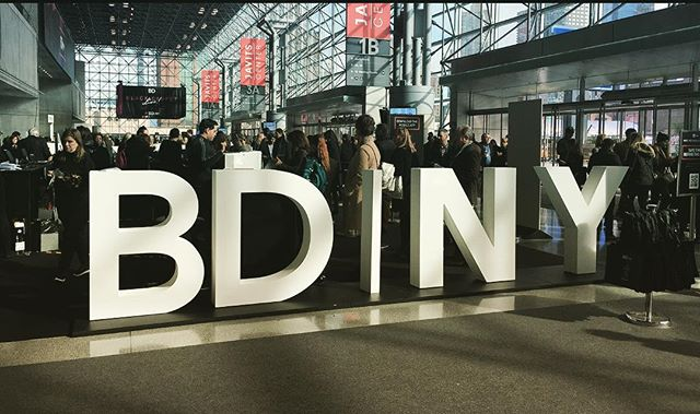 Hello @bdny_fair - the Steelyard team has just arrived! We are excited to see our designer friends and all of the great brands! Find us - we have a surprise for you!  #steelyard  #BDNY  #BDNY18  #InteriorDesign  #ContractDesign  #HospitalityDesign