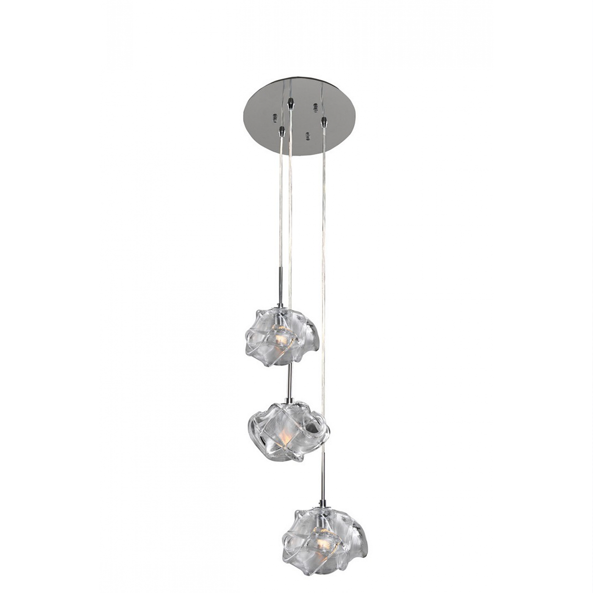 KALCO Azure 3 Light Pendant