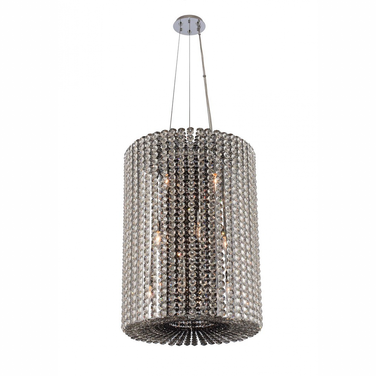 ALLEGRI Anello 12 Light Foyer Pendant