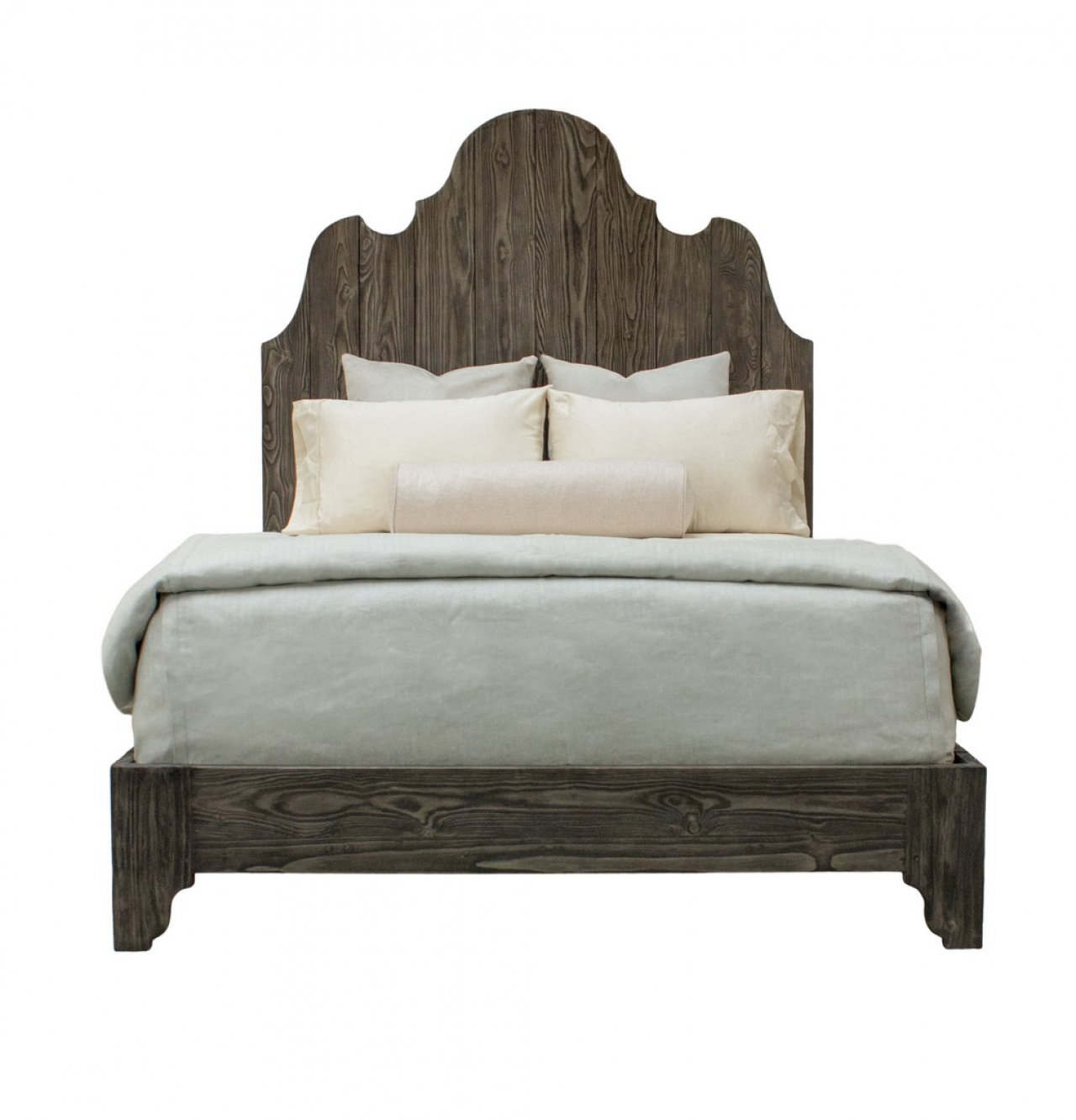 Find the  Oly Studio Leisl Bed  on C5, get the mattress on C15…