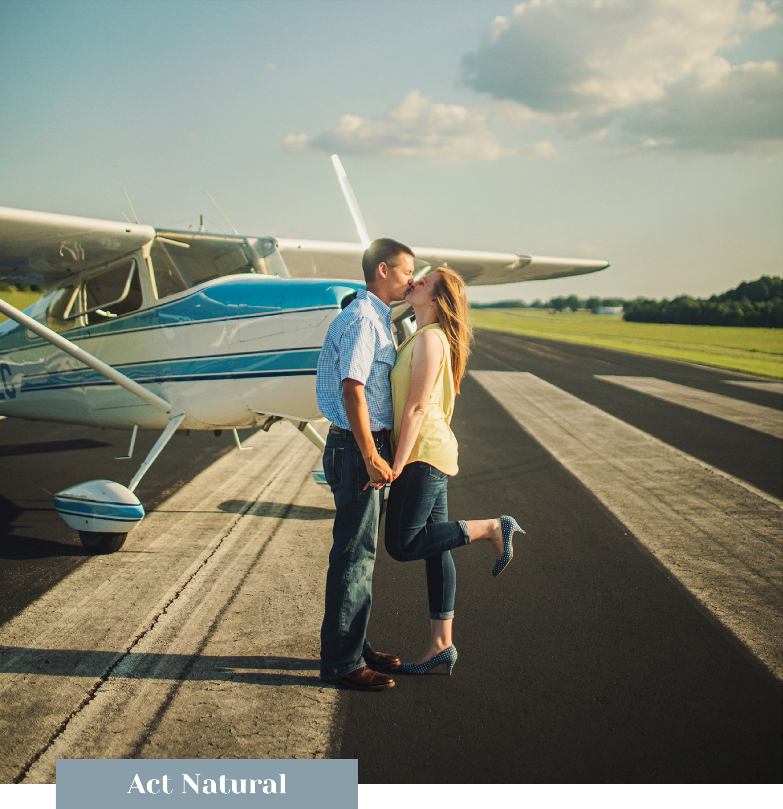 6 Tips to Rock Your Engagement Shoot -