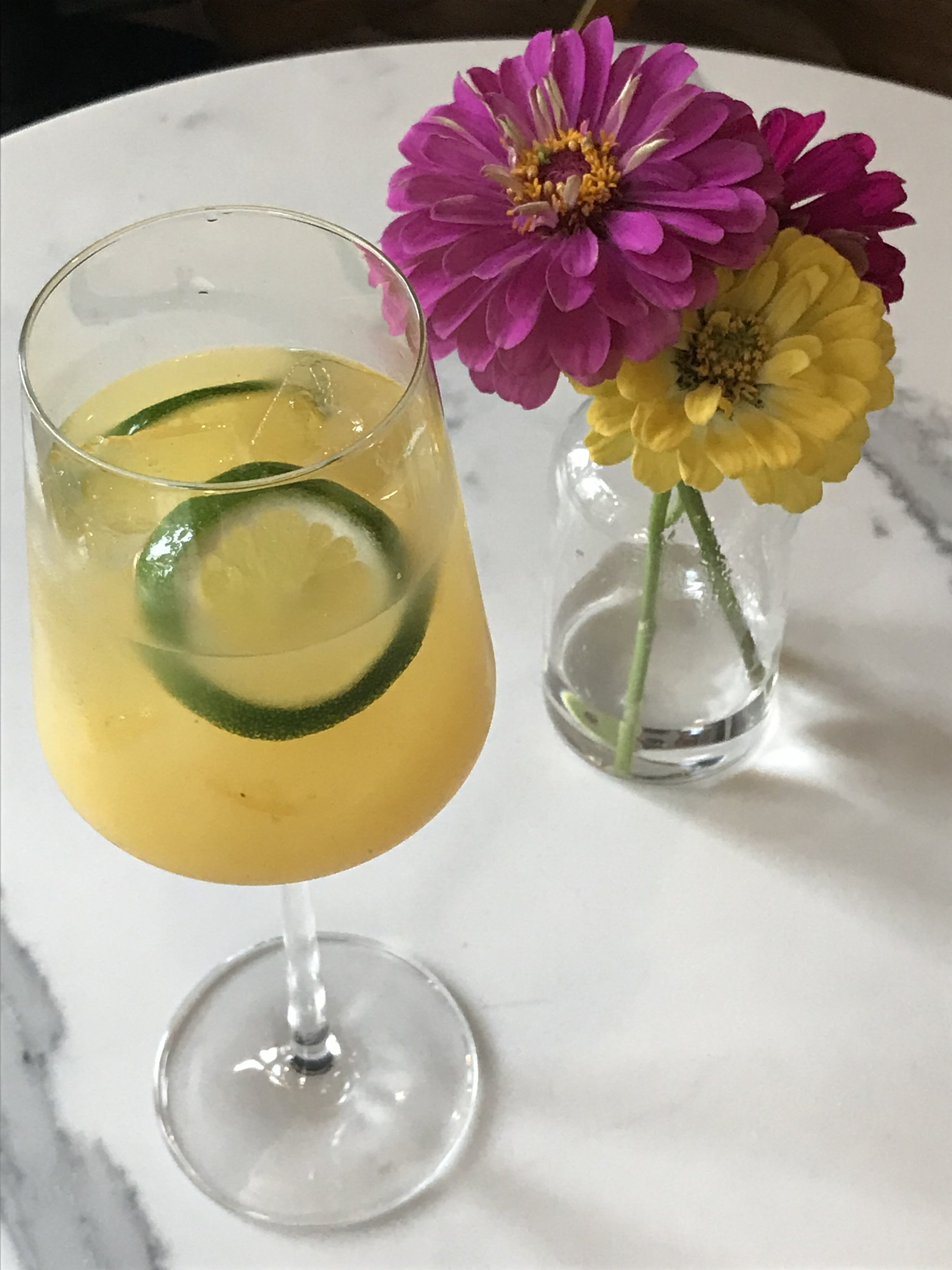 Sangria Soirée Wednesdays - Refreshingly delicious house-made sangria served every Wednesday this summer from 4:30 to 6:30 pm on the patio or inside – enjoy a glass ($6) or bring some friends and make it a small or large carafe ($15/$25)