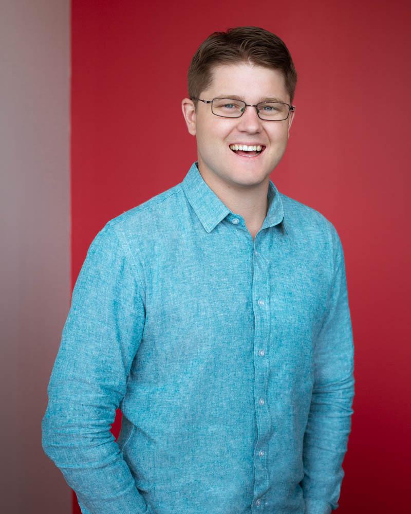 Joshua Phelps     VP of Creative Services