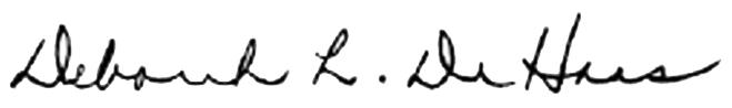 Deb DeHaas Signature.jpg