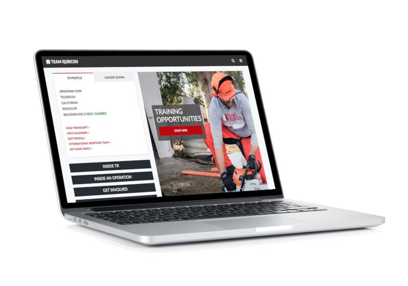 Volunteer Leader Home Page