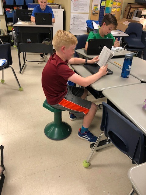 Flexible Seating -Wobble stools in Mrs. Bergin's  class.jpg