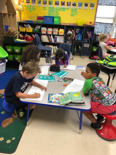Small table with flexible seating - Mrs. Medford.jpg
