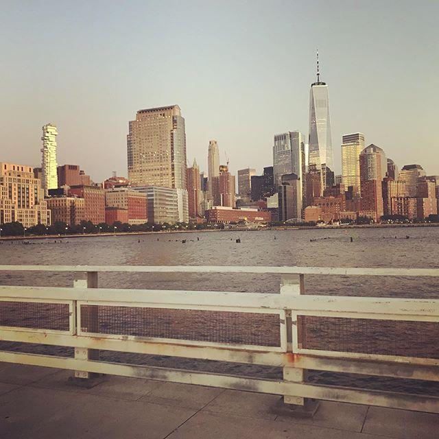 Summer in New York City. My home, my muse. . . . . #theartofblooming #MusicProduction #recordlabel #Songwriter #livemusic #bluesguitar #blues #acusticguitar #rnb #hustlehard #alternative #fashion #fashionblog #summertime #newyorkstreets  #newyork #hudsonriver