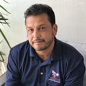 Miguel Nunez  Asphalt Superintendent