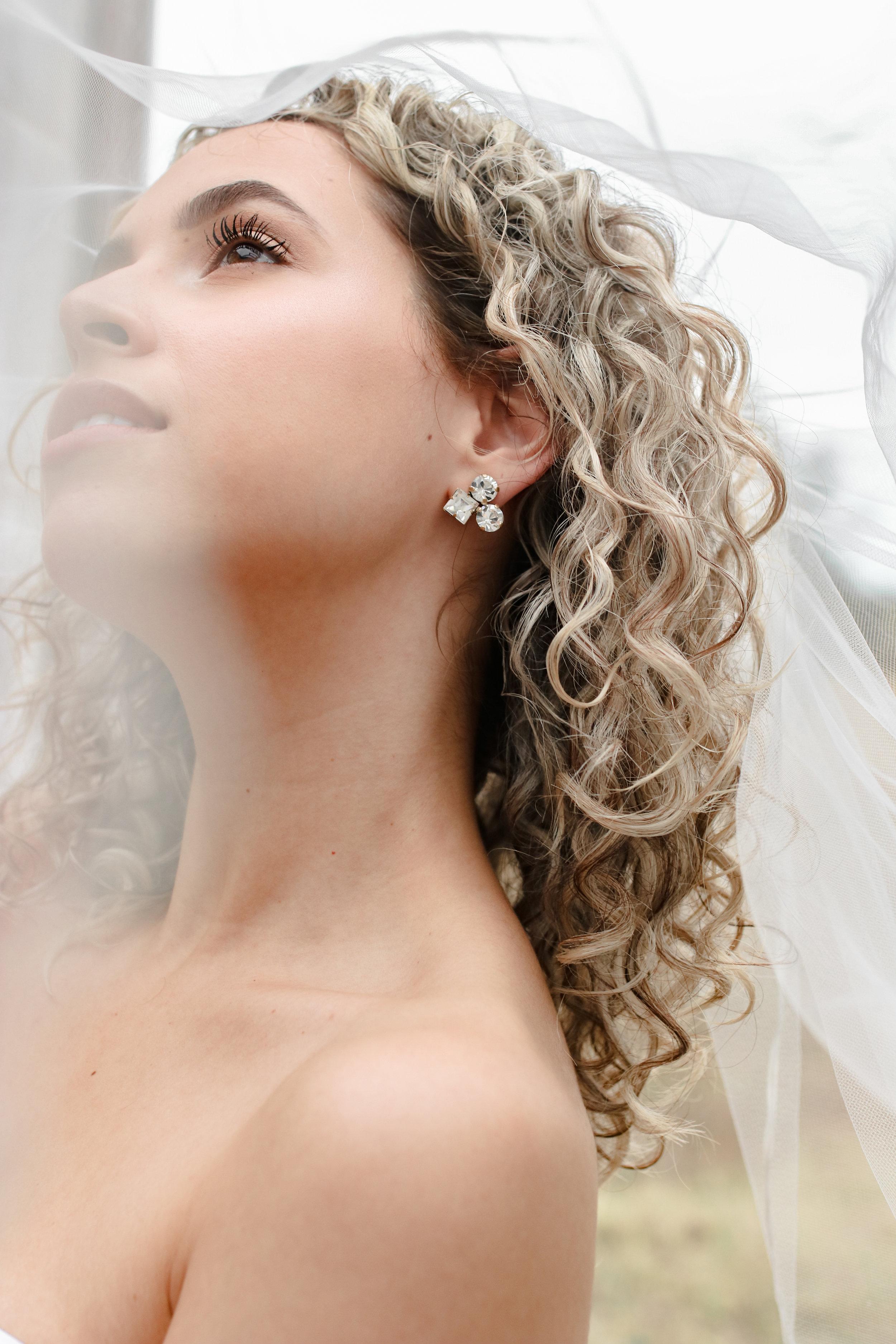 Bridal Portraits | Bridal Get-Ready | #thegatheredgals | Styled Shoot