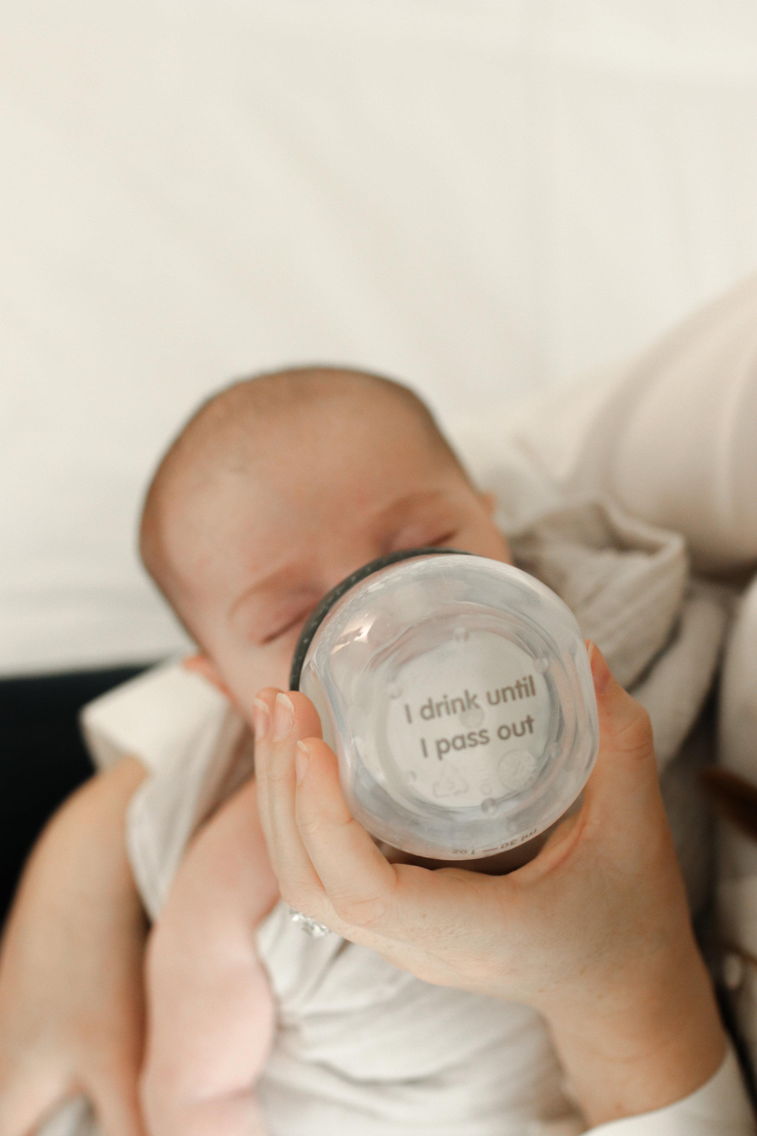 Baby Breeza | Lifestyle Newborn Family Session | Central Florida Photographer | Melanie Zentmeyer