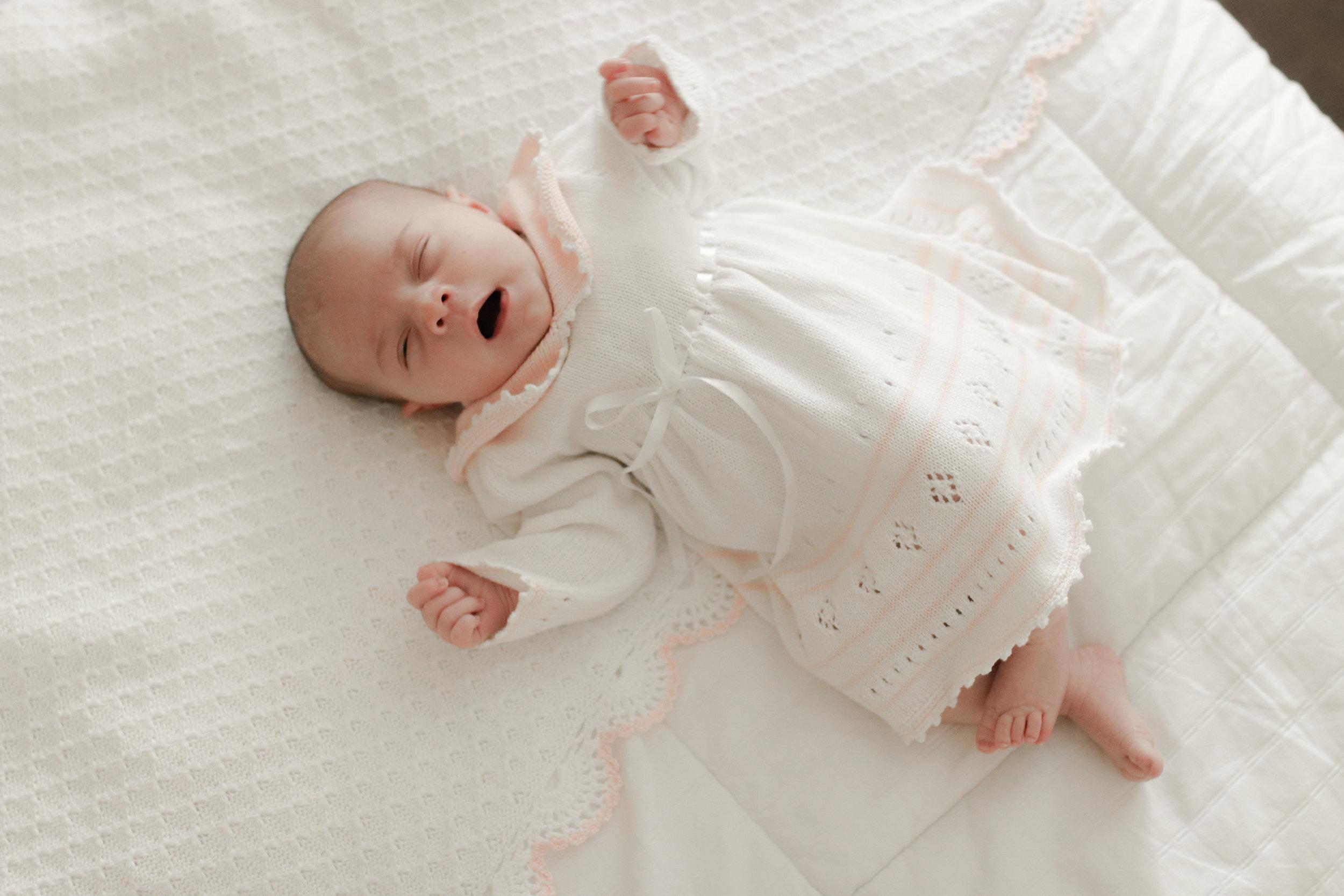 Newborn Lifestyle Family Session | Central Florida Photographer | Melanie Zentmeyer