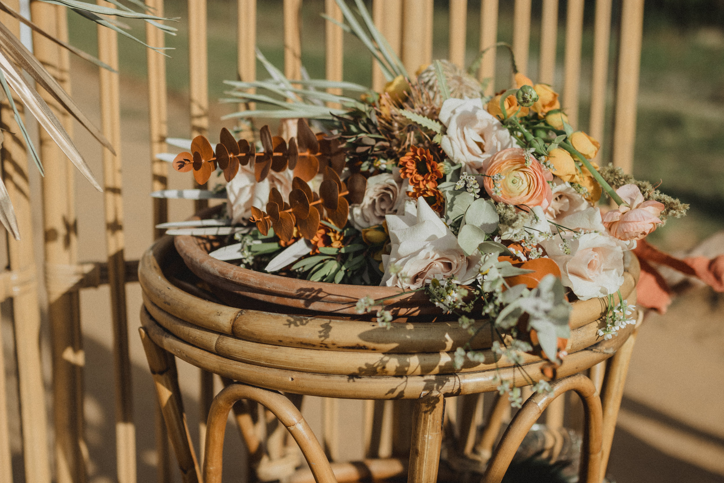 Boho Bride Bouquet | Boho Elopement | Every Other Weekend