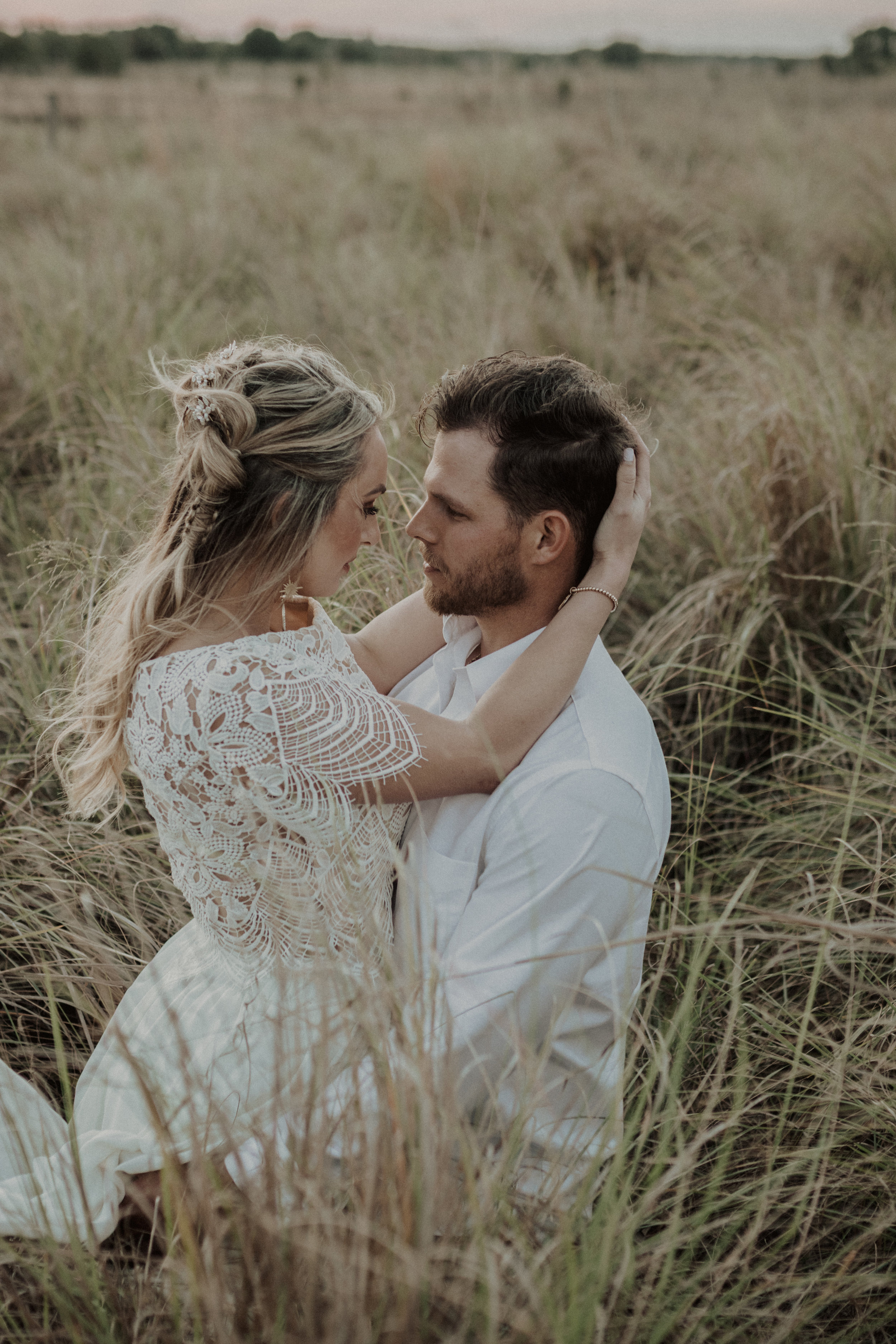 Bride and Groom Elopement Portraits