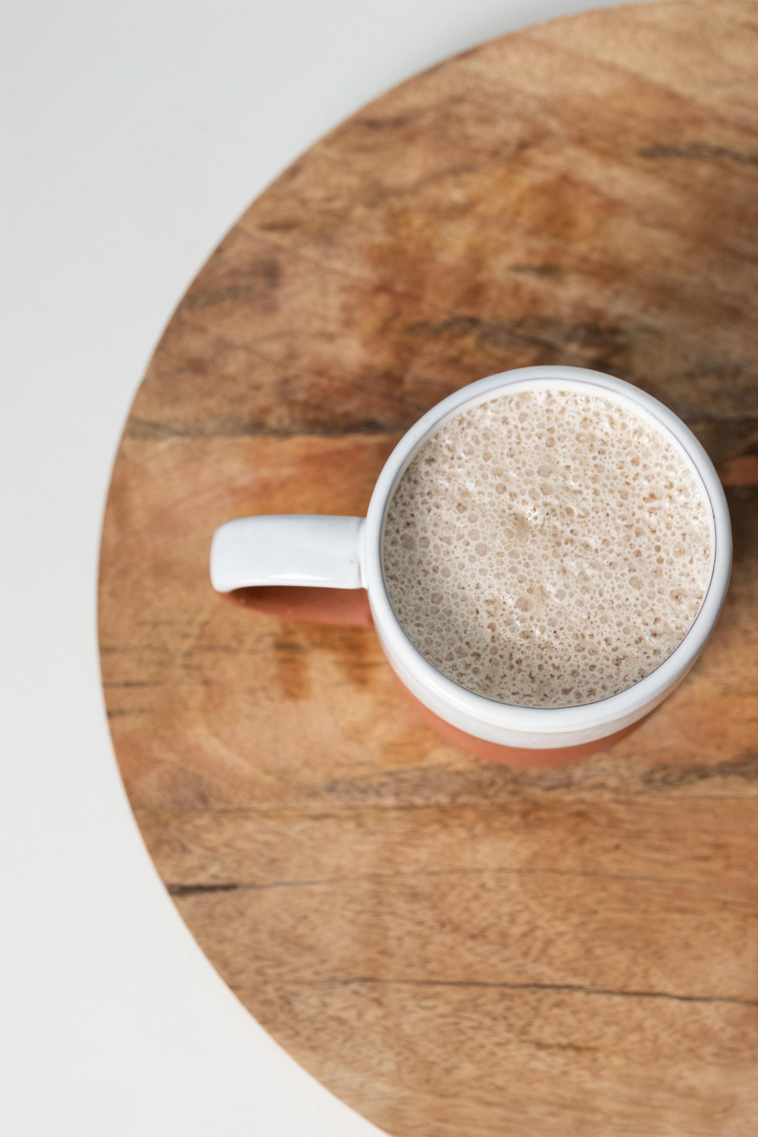 """Alkaline """"coffee"""" recipe"""