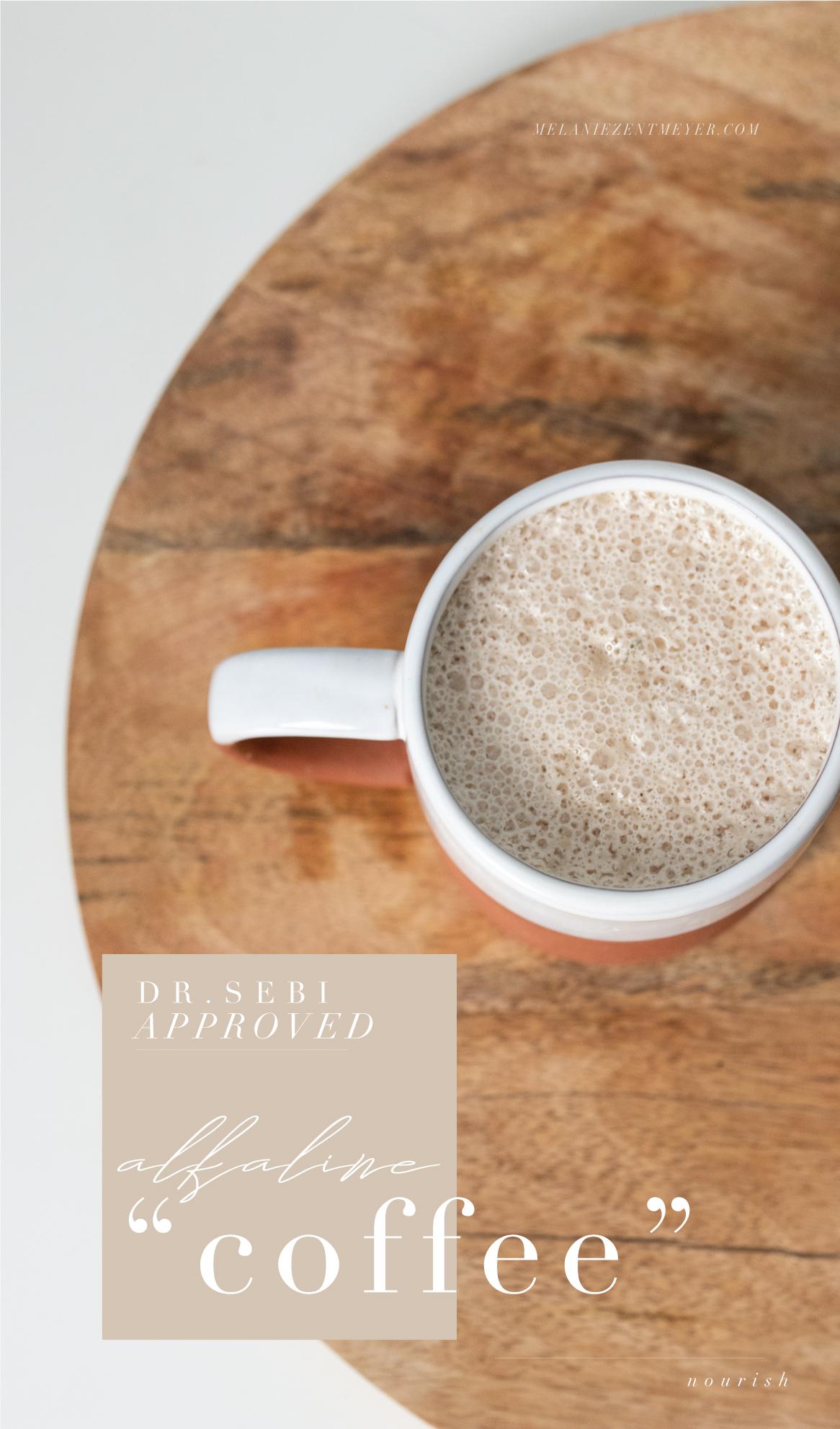 Alkaline Coffee Recipe