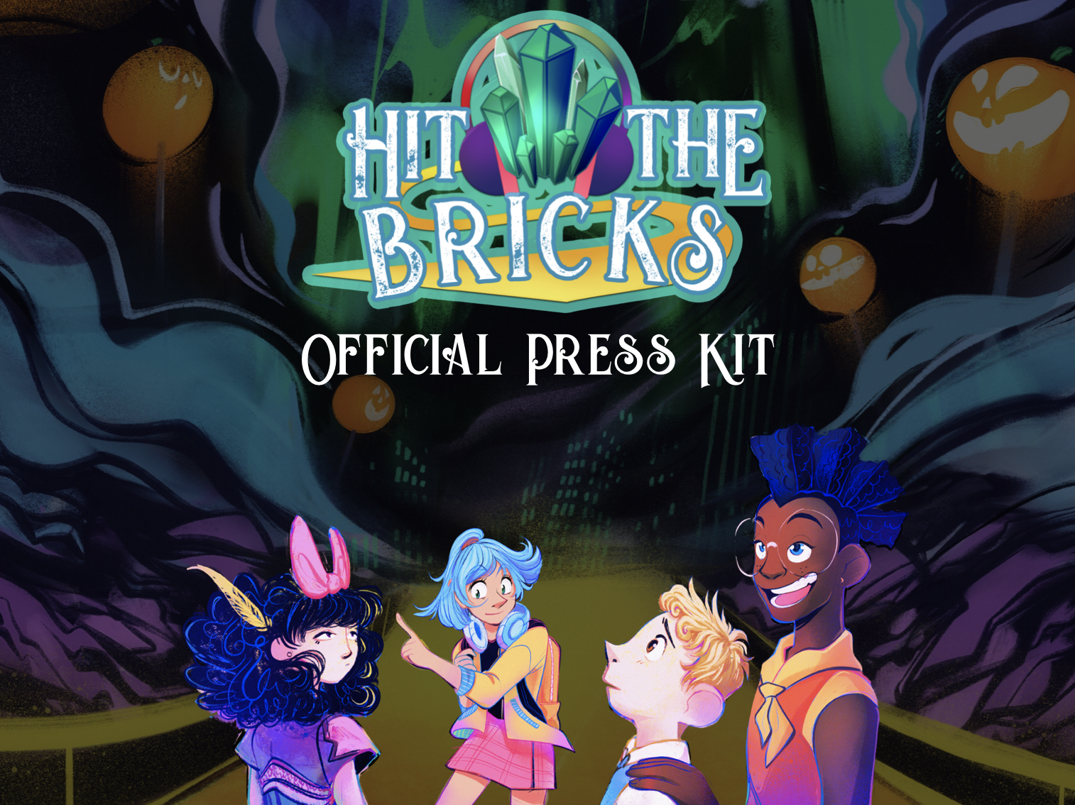 Download the Press Kit Here -