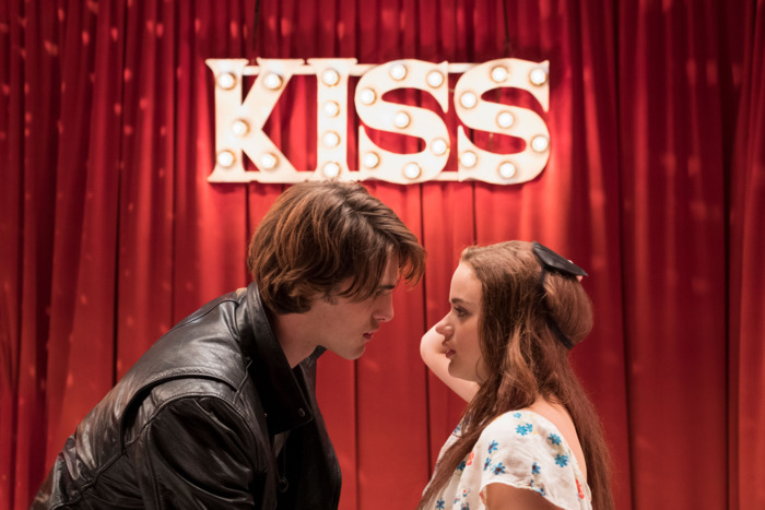 The Kissing Booth . Photo: Marcos Cruz/Netflix (from  Vulture.com)