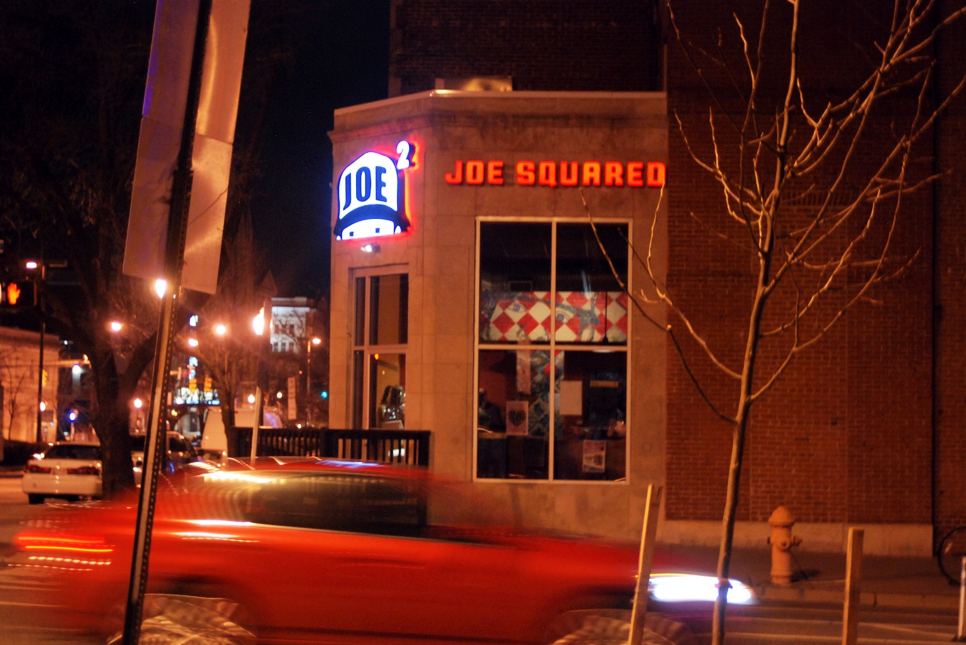 Joe Squared is both a bar and a local music venue.