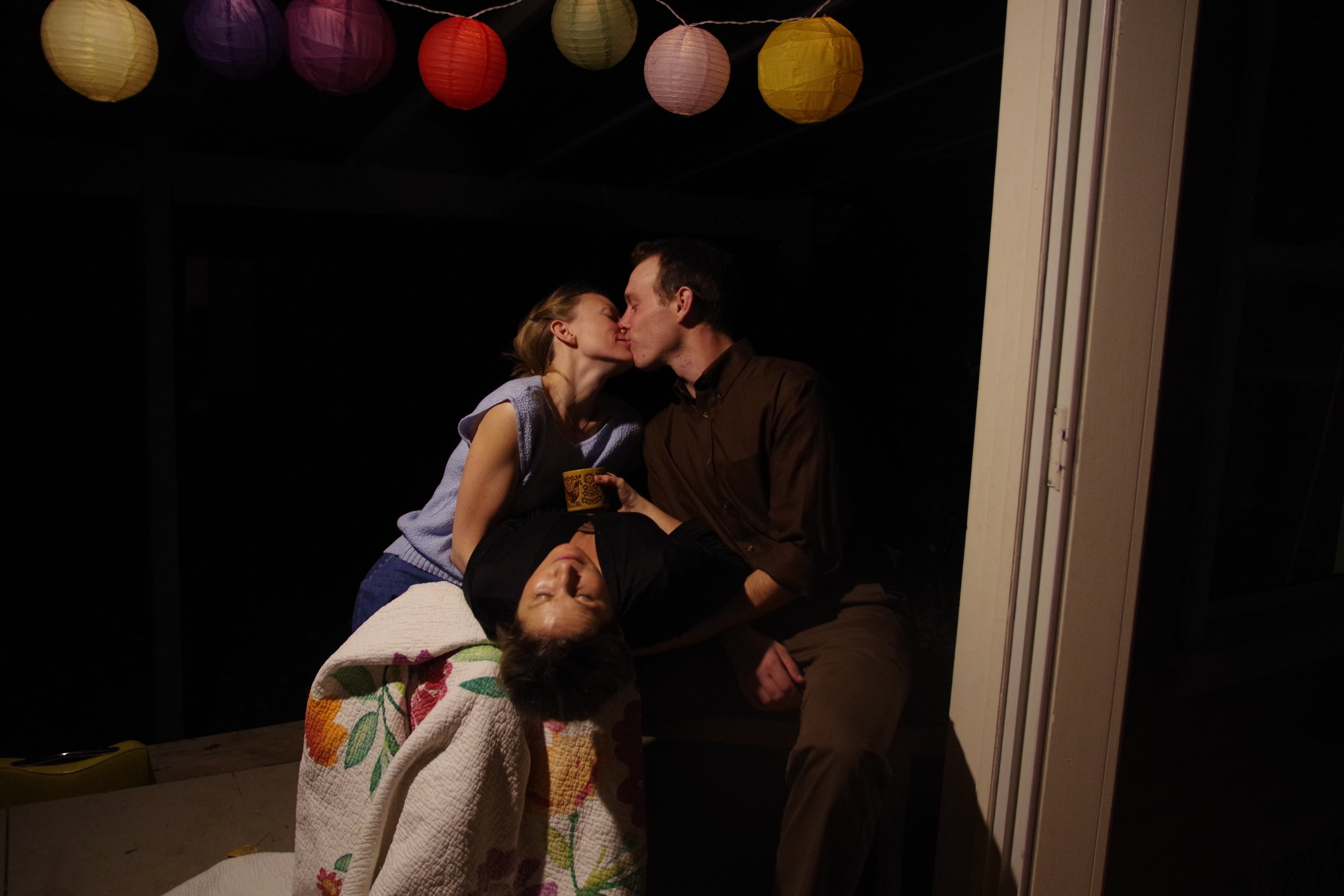 Lovesong  by Abi Morgan with Bernadette Sweeney  photos by Bill Munoz