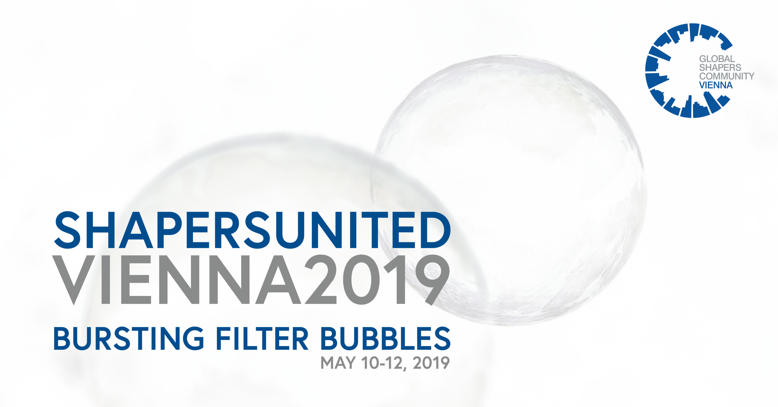 ShapersUnited 2019 - Bursting Filter Bubbles on May 10-12, 2019 in Vienna, Austria