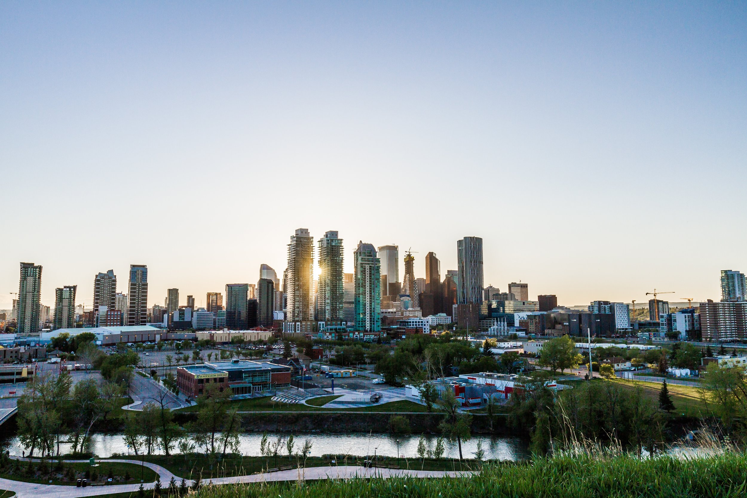Welcome to Calgary, Alberta -