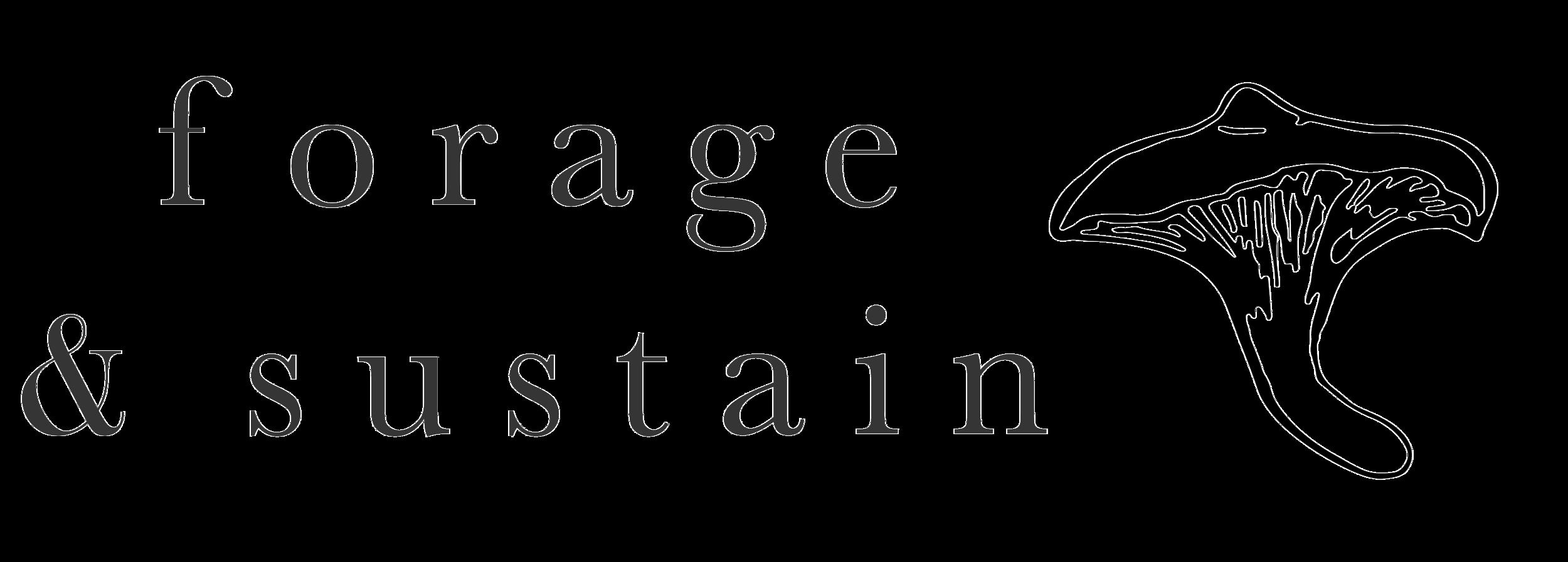 Forage&Sustain