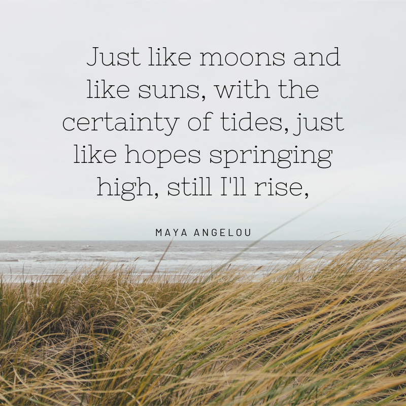 Just like moons and like suns, with the certainty of tides, just like hopes springing high, still I'll rise,.png