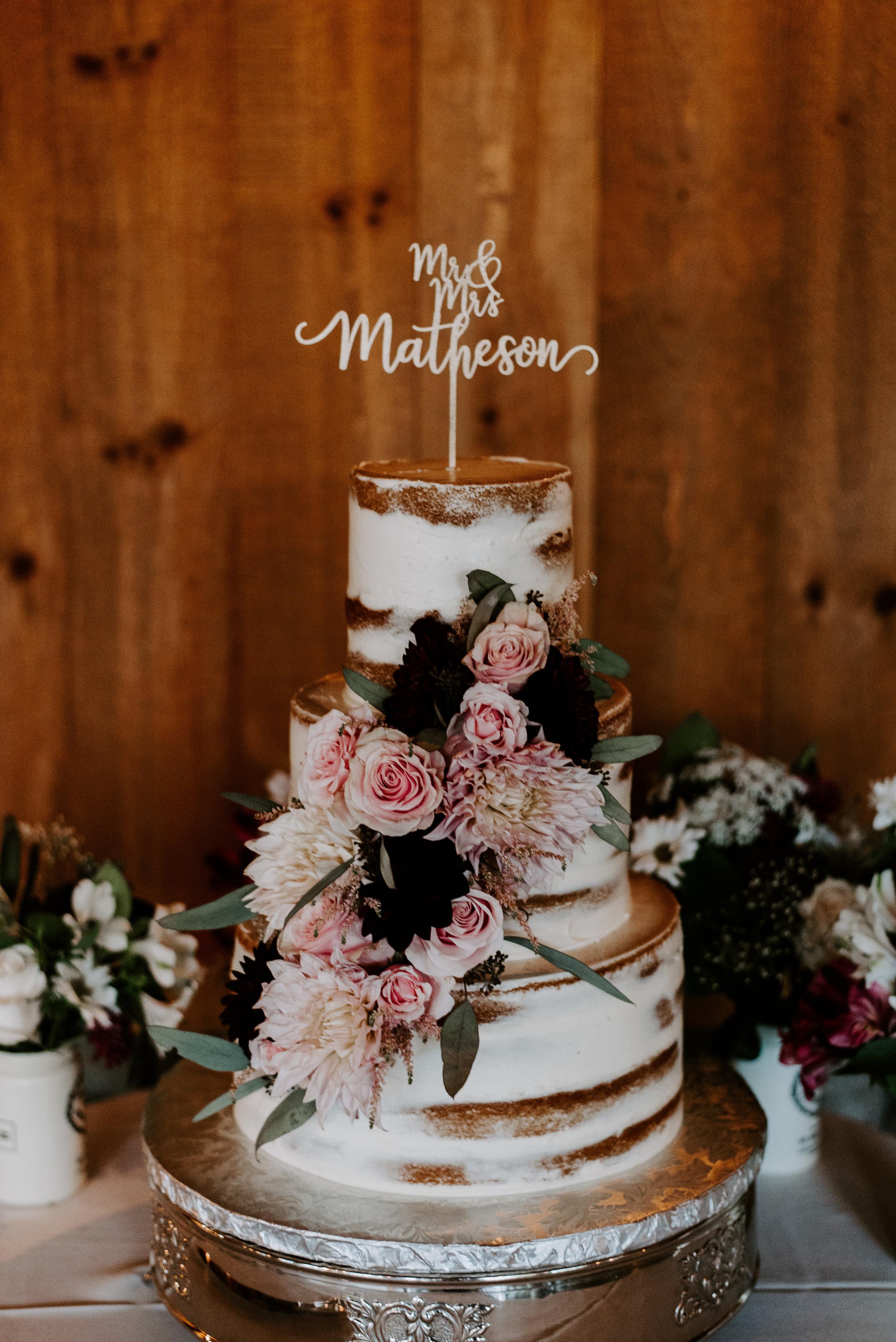 intimate boho wedding lake winnipesaukee NH