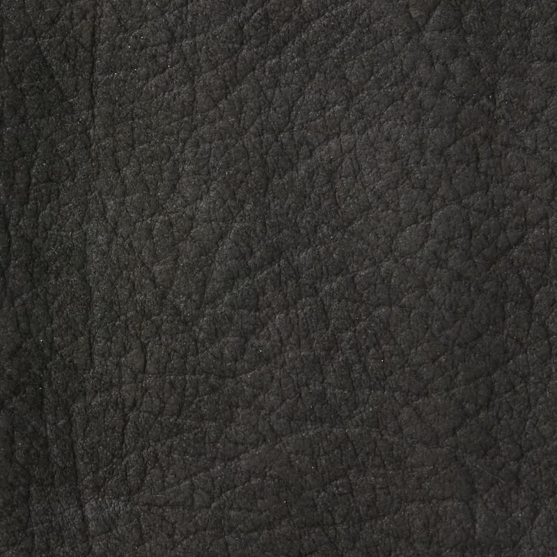 Charcoal Leather