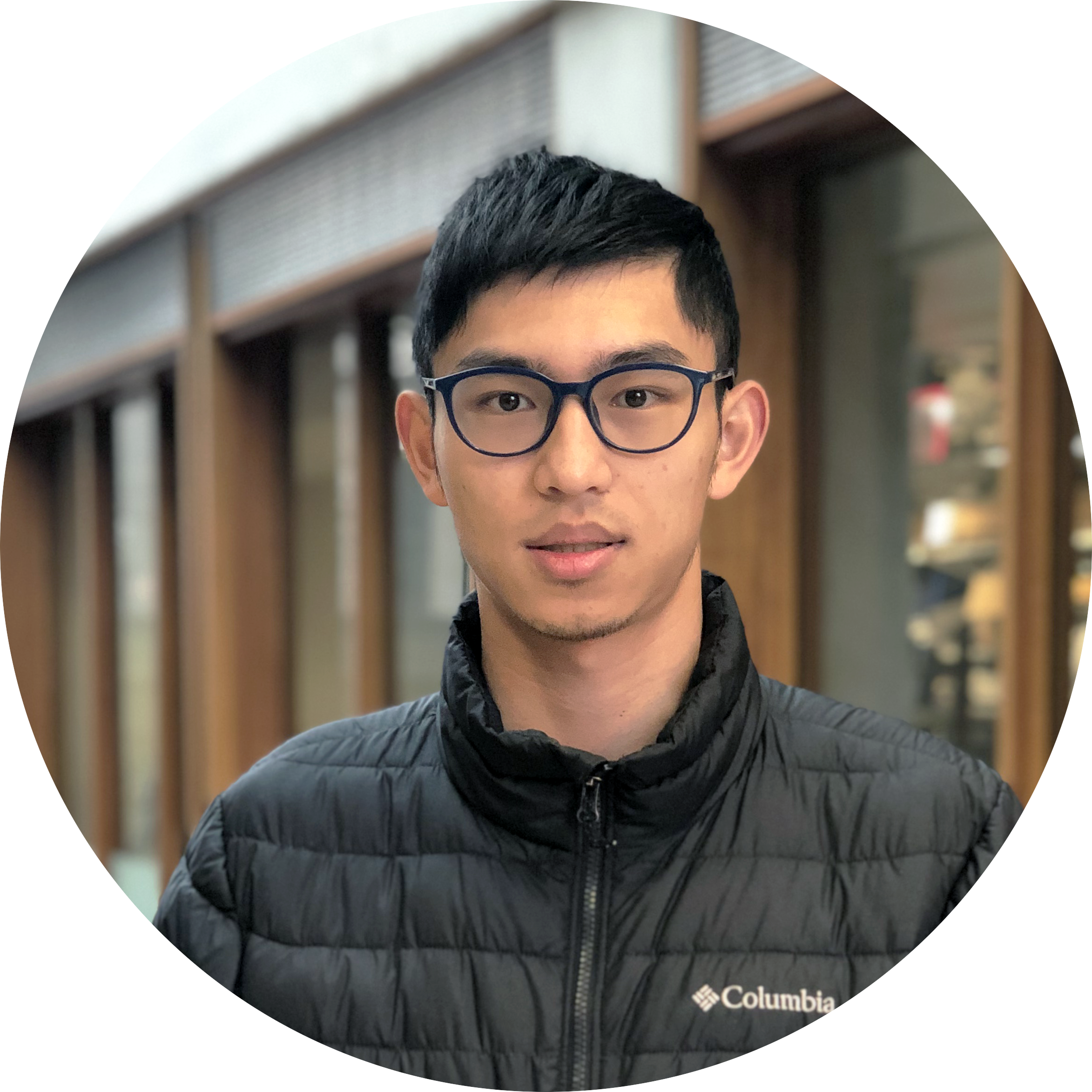 Ruiheng Wu  |  RuihengWu2023@u.northwestern.edu    Graduate Student   Ruiheng earned his B.Sc. in Chemistry with a minor in Math in 2018 from Peking University. He was a member of Prof. Junrong Zheng's lab and spent a lot of time on ultrafast laser spectroscopy and different microscope systems. He joined Northwestern as a chemistry Ph.D student in 2018. He loves photography, art and history in his spare time.