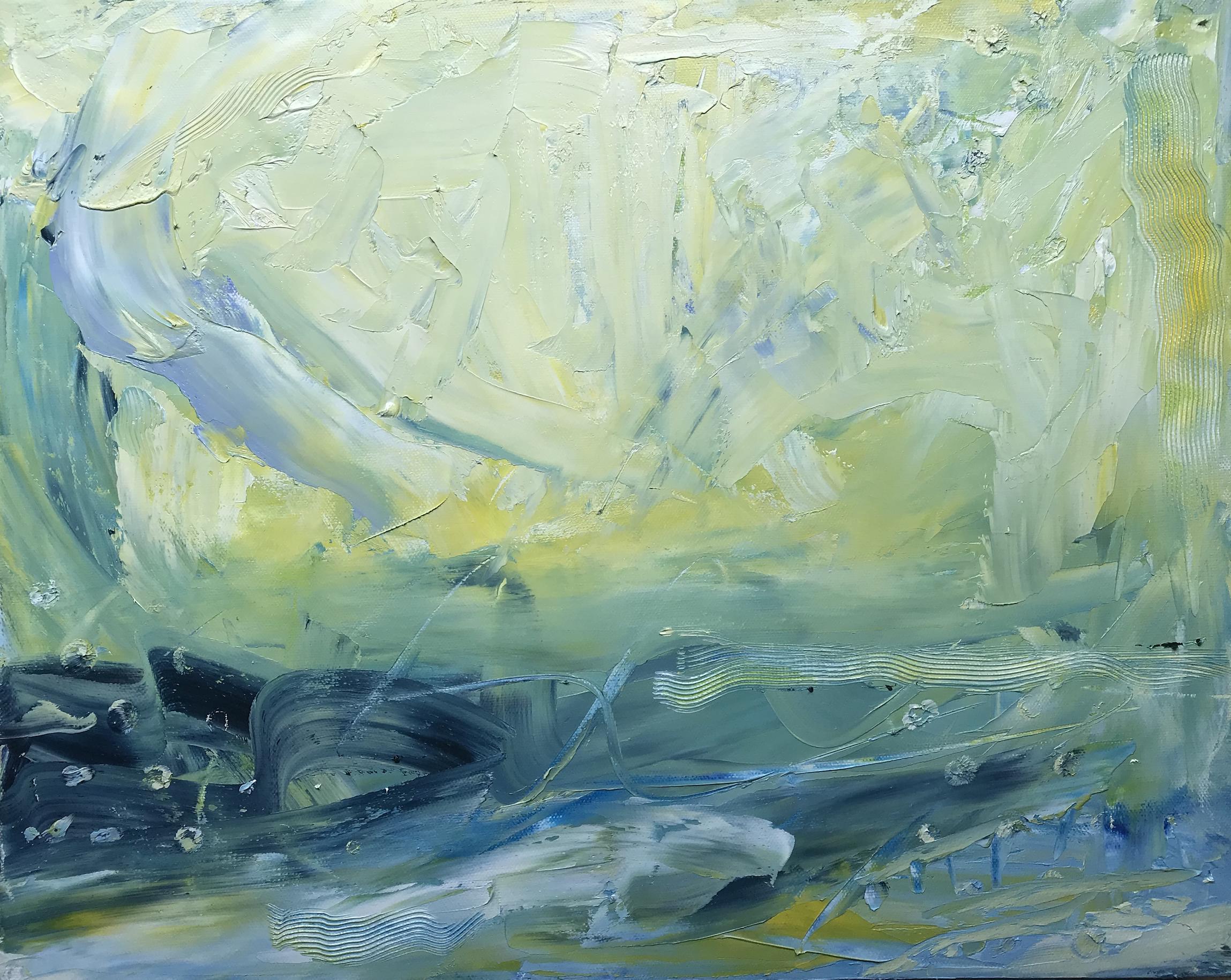 heart of the sea, 16x20, starting bid $275 -