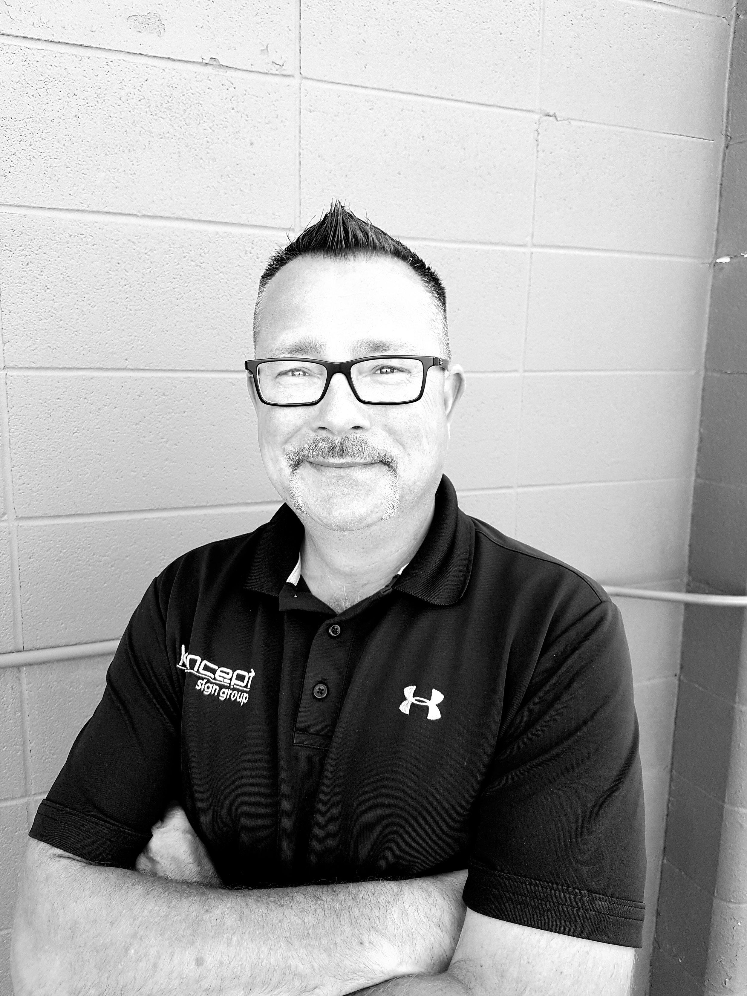 Derek, Owner / Sales & Estimating