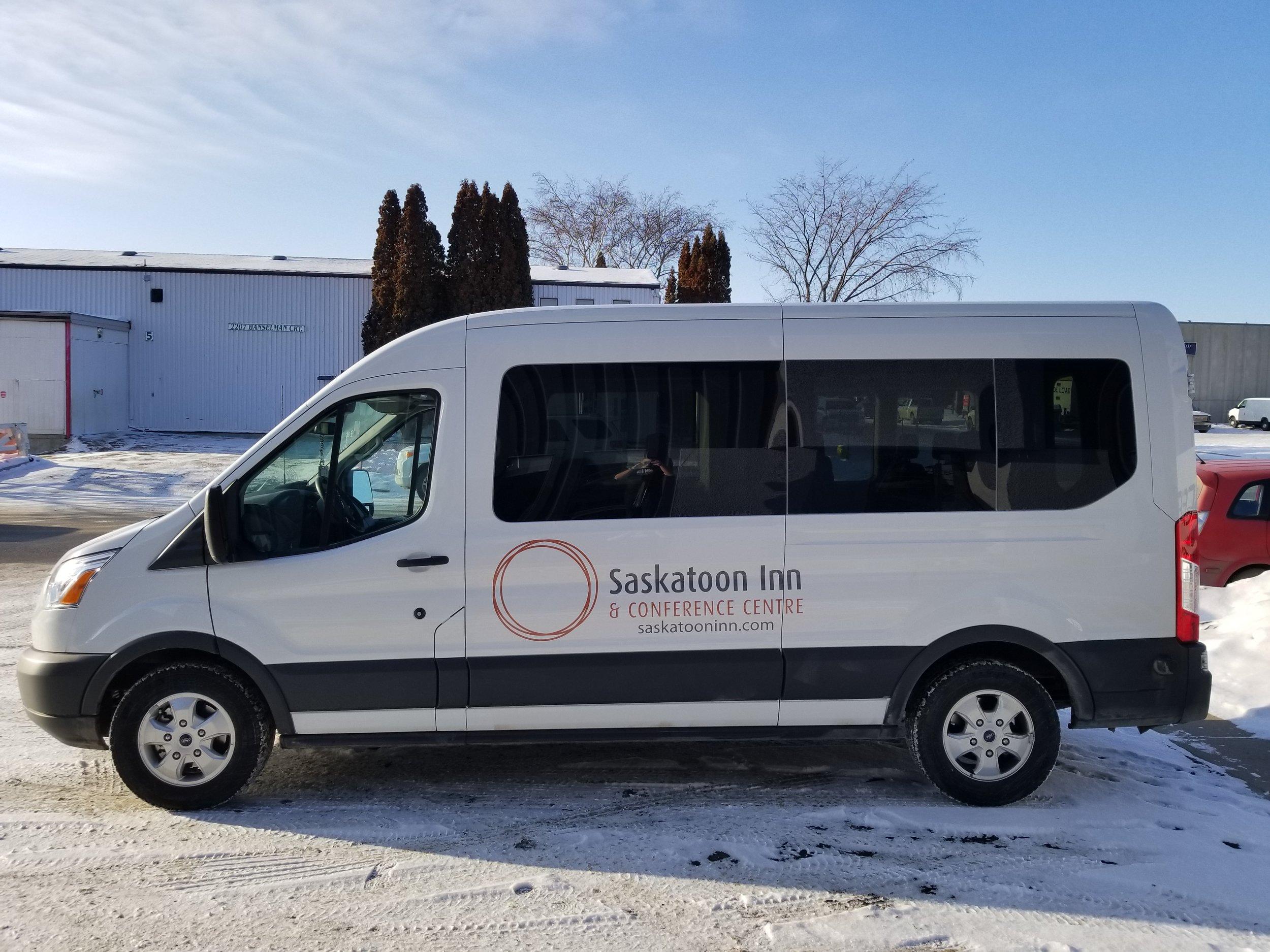 Saskatoon Inn & Conference Centre, Saskatoon