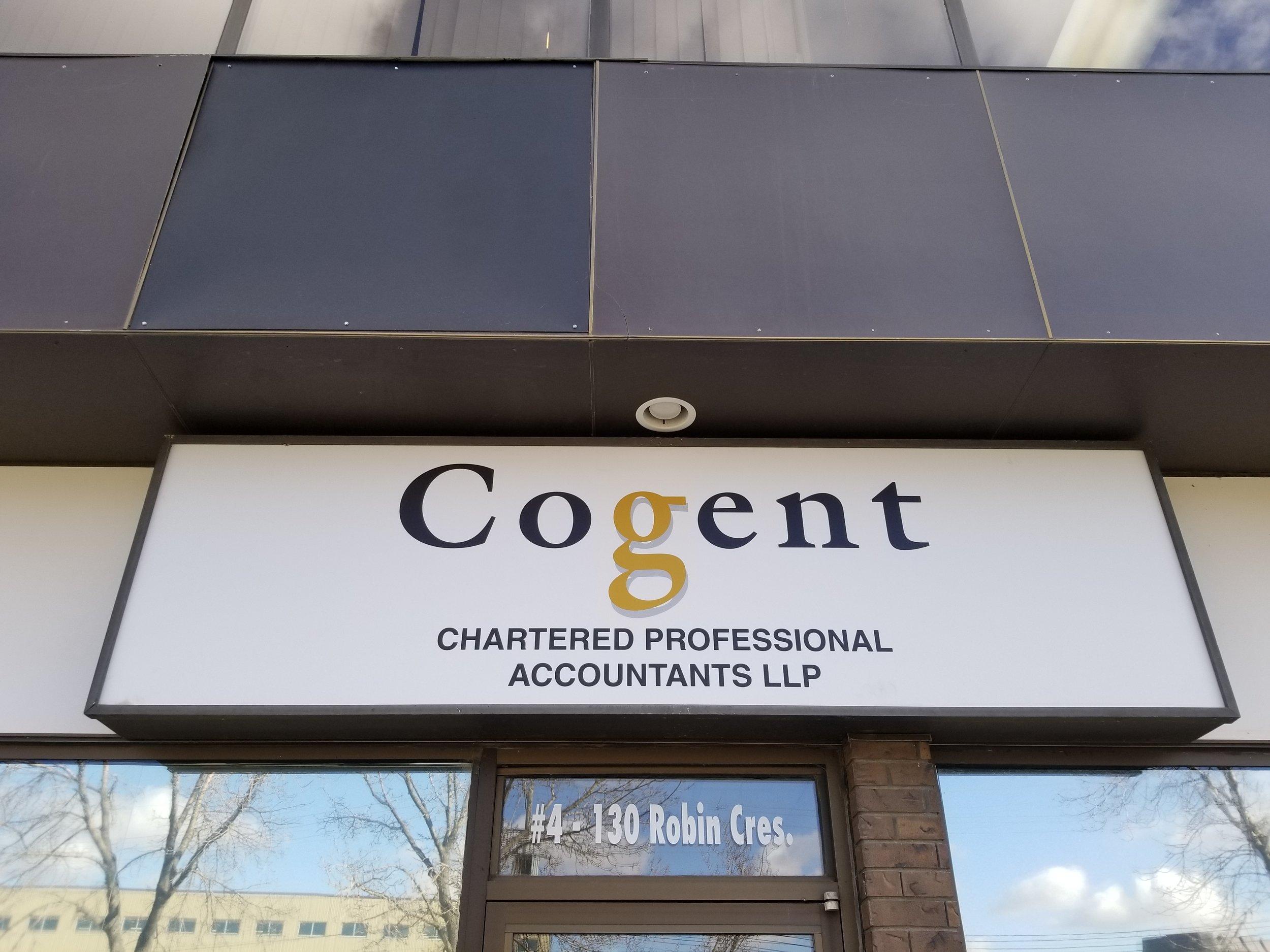 Cogent, Saskatoon