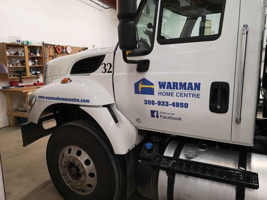 Warman Home Centre, Warman