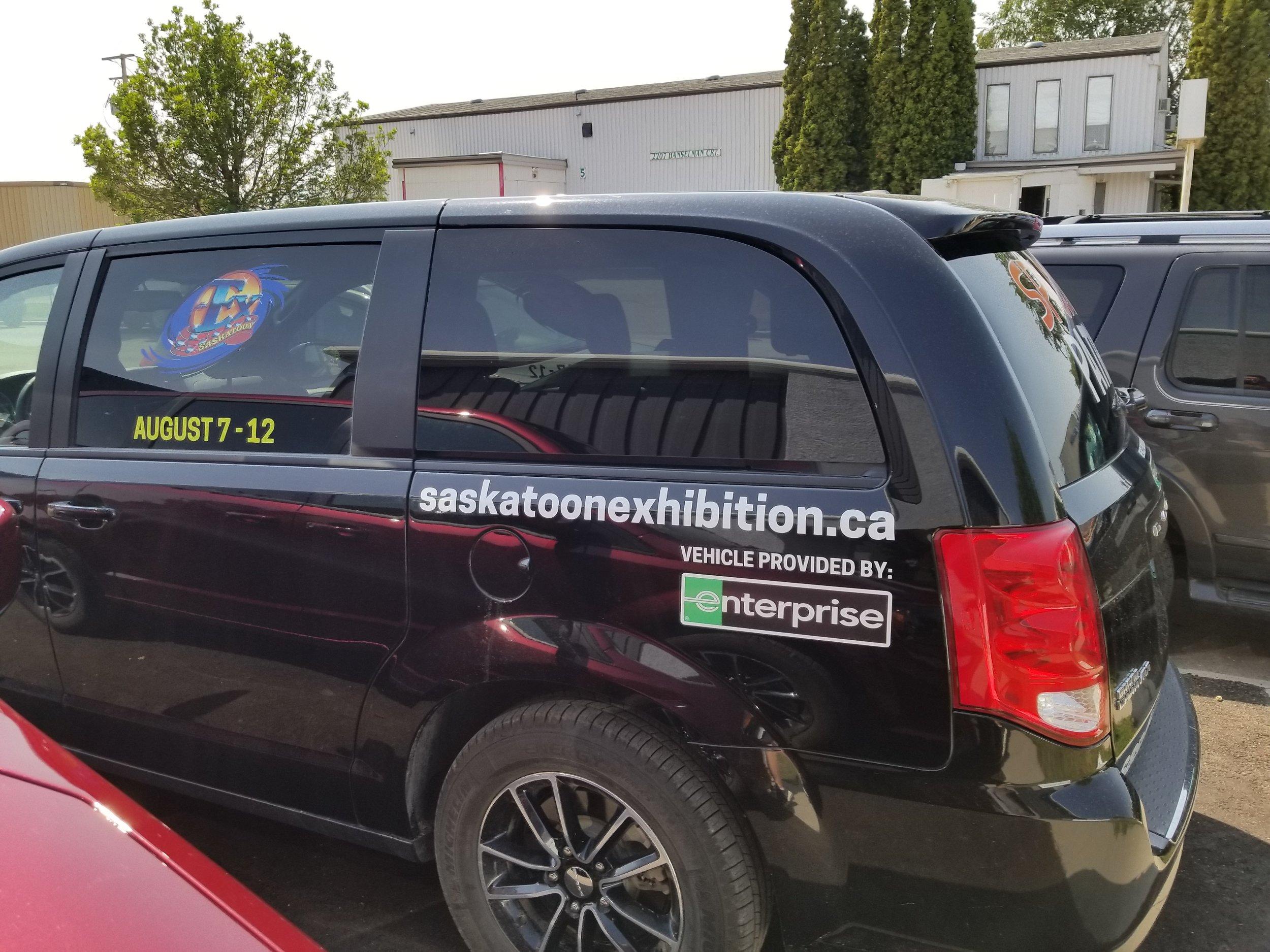 Spudnut Patrol, Saskatoon EX