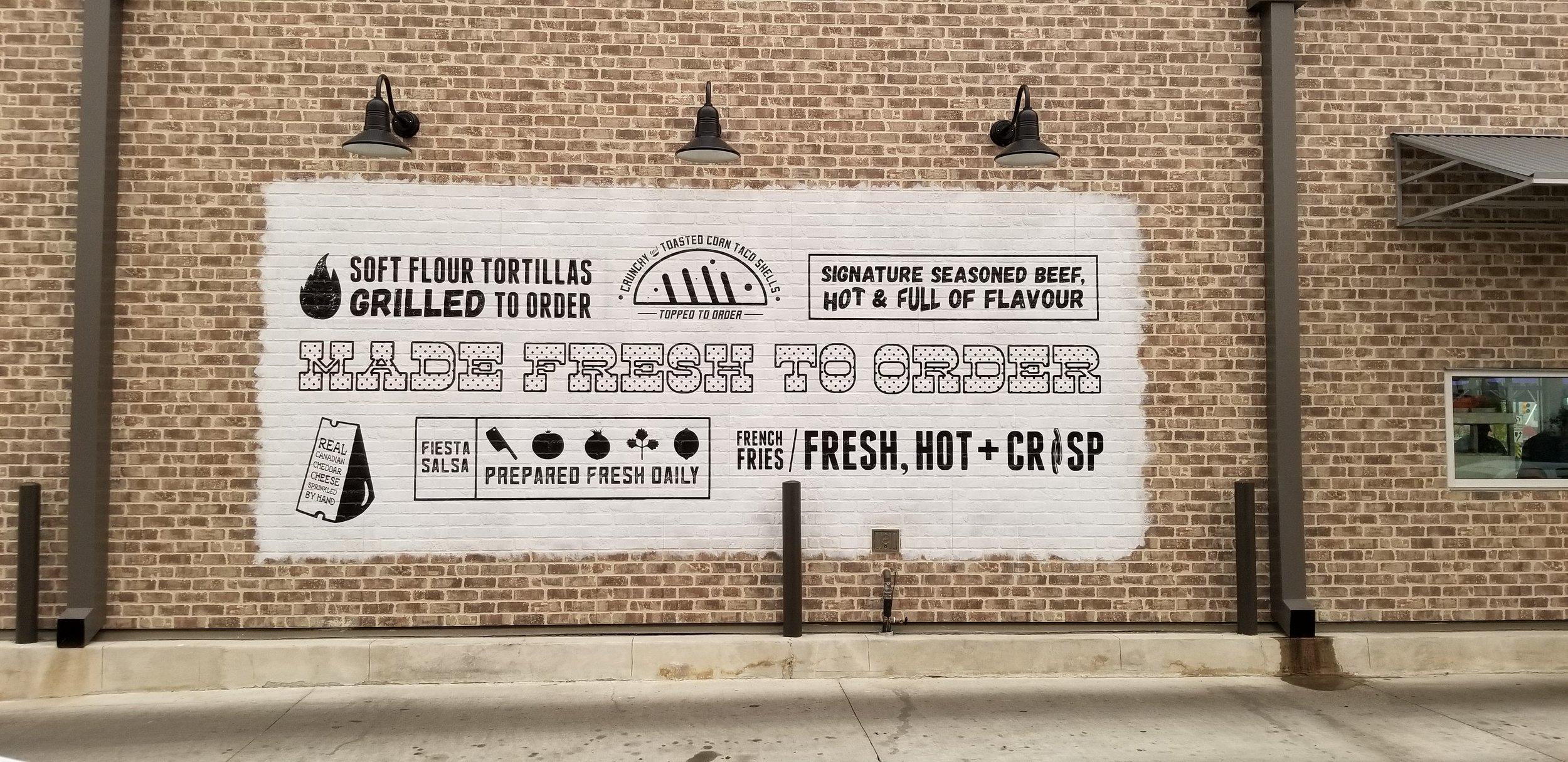 Taco Bell, 8th Street Saskatoon