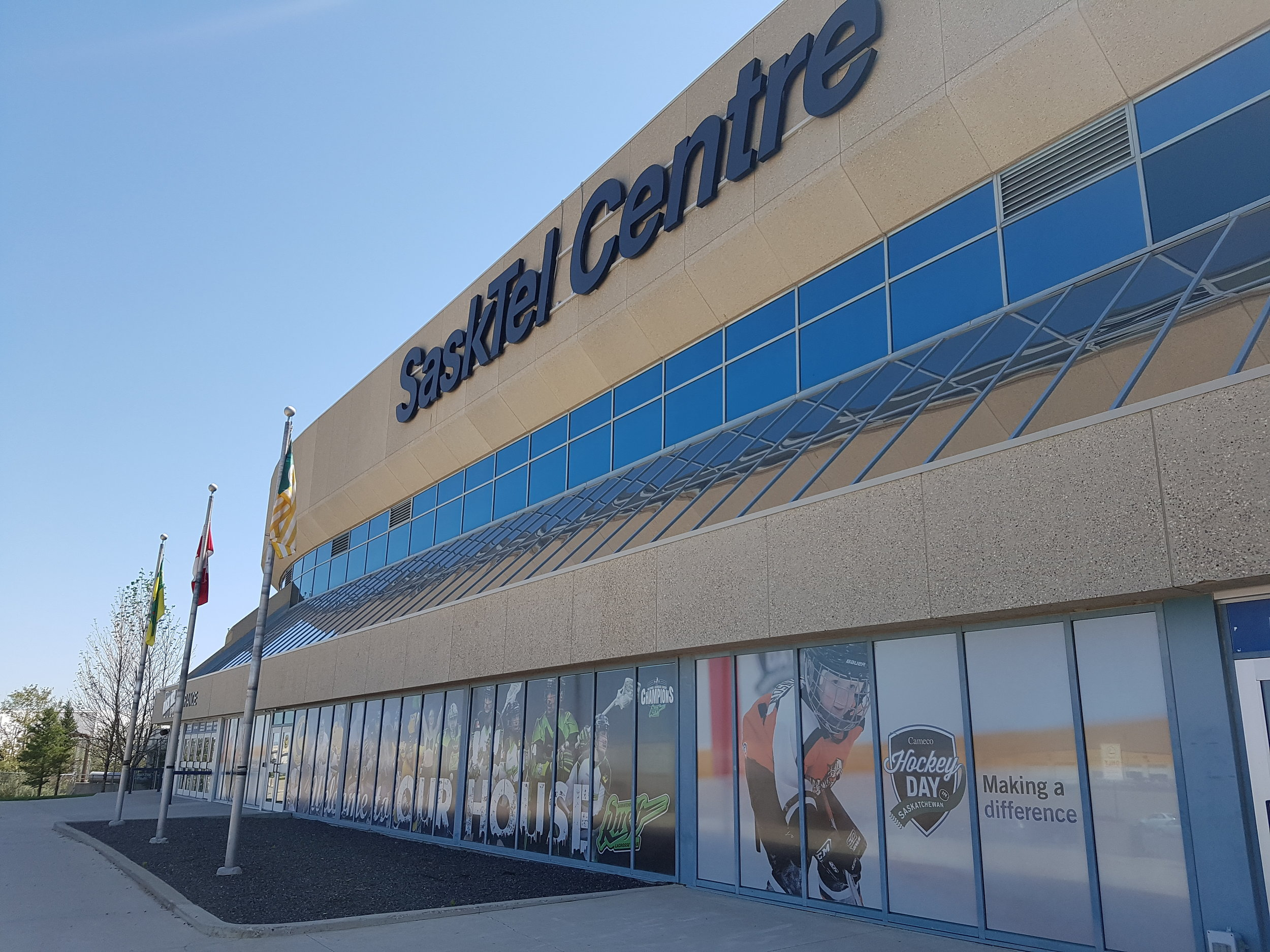 Sasktel Centre, Saskatoon