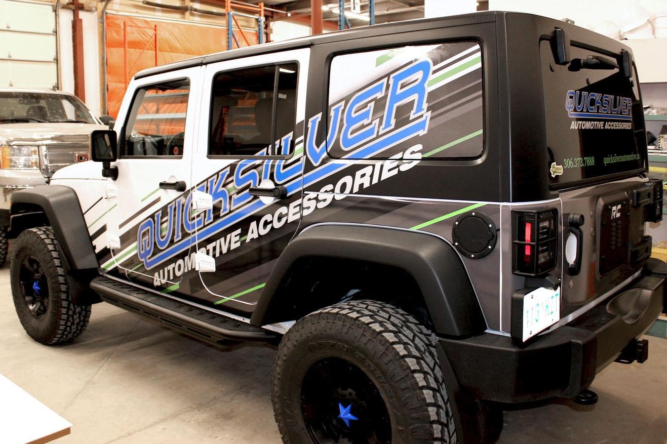 Quicksilver Automotive Accessories, Saskatoon