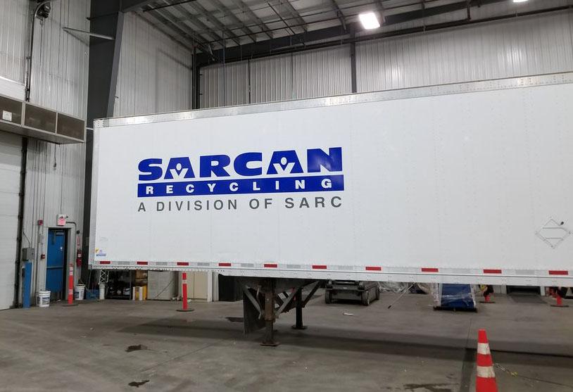 Sarcan Recycling, Saskatoon