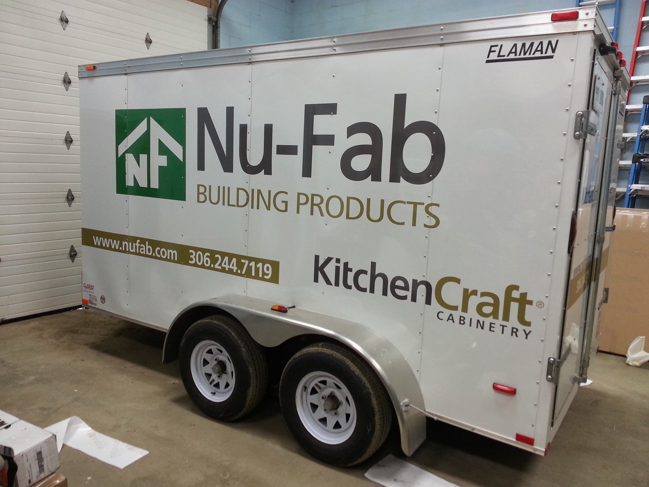 Nu-Fab Building Products, Saskatoon