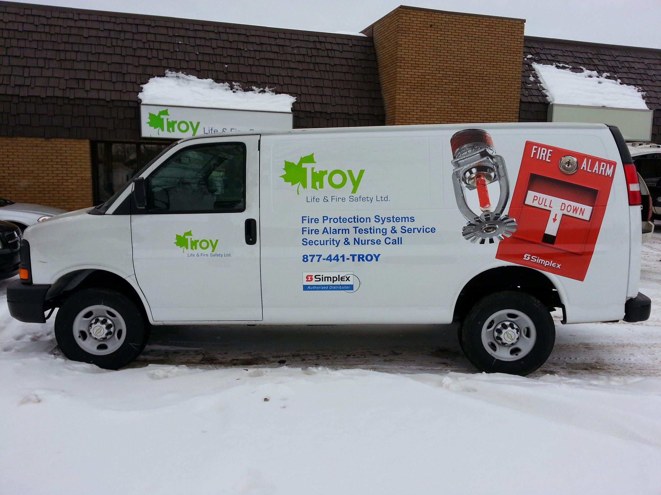 Troy Life & Fire Safety Ltd., Saskatoon