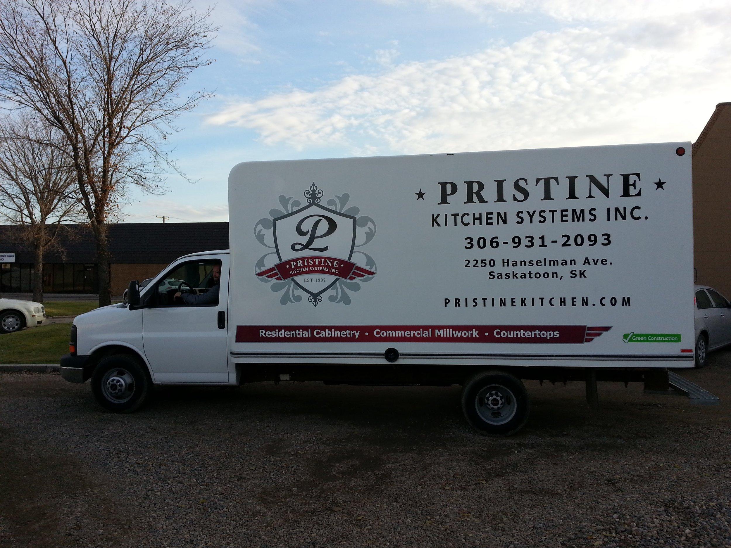 Pristine Kitchen Systems, Saskatoon