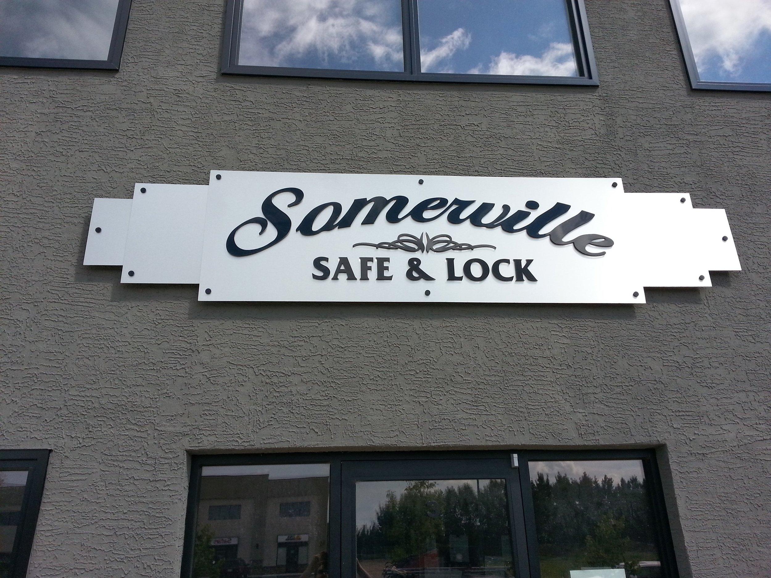 Somerville Safe & Lock