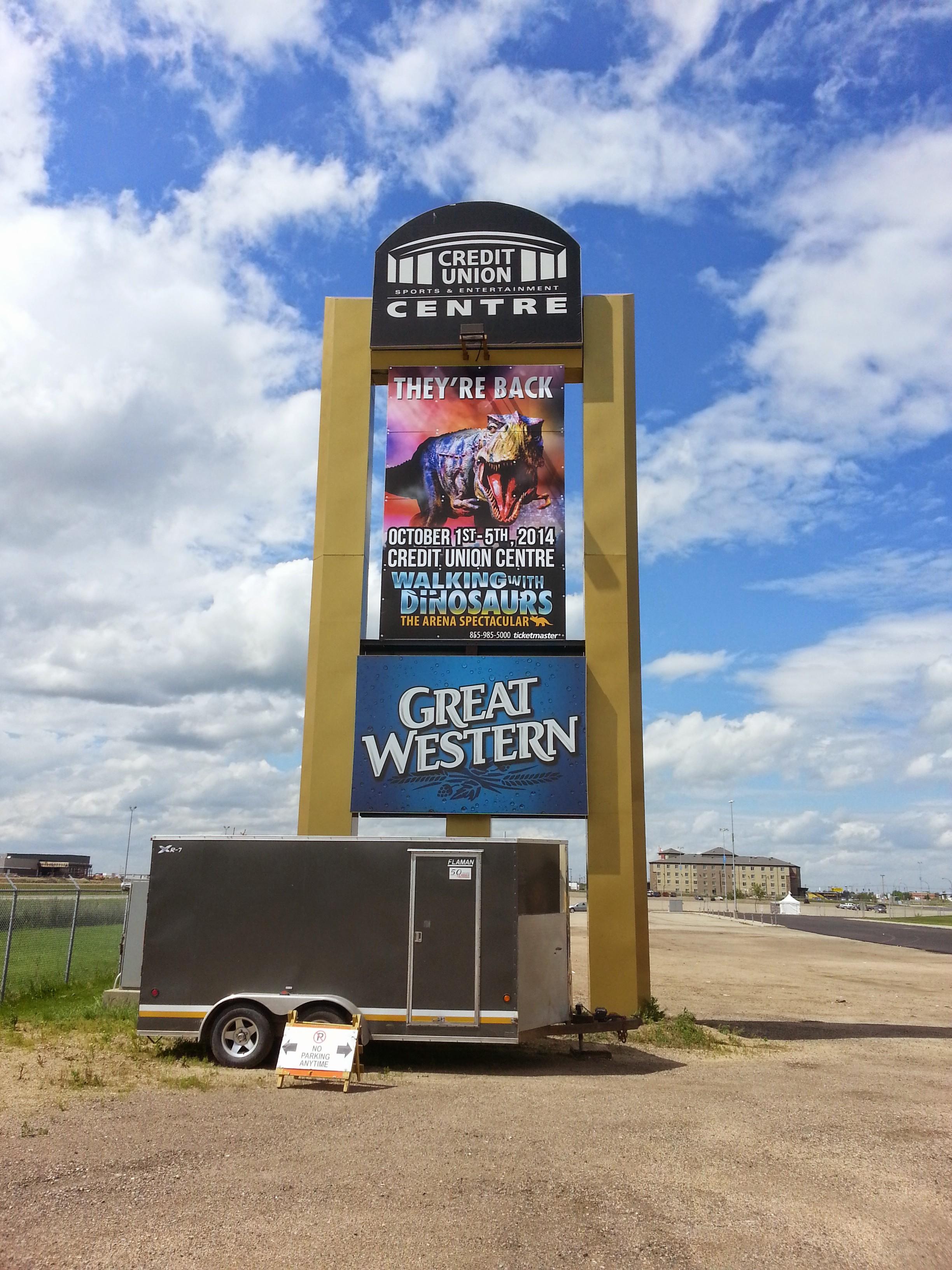 Credit Union Centre, Saskatoon