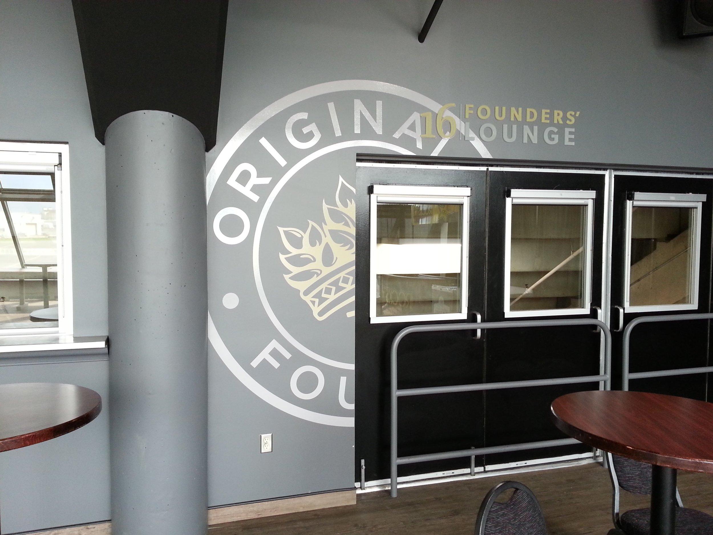 16 Founders' Lounge, Sasktel Centre